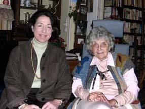 Evelyne Bissone Jeufroy et Anne Ancelin Schützenberger