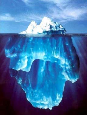 Iceberg dans le NewFoudLand