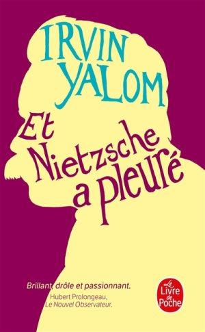 Et Nietzsche a pleuré, Irvin D. Yalom