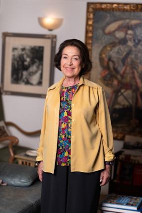 Evelyne Bissone Jeufroy, coach, grafóloga y psycóloga